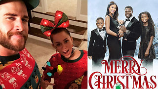 BEST Celebrity Christmas Cards! - Video