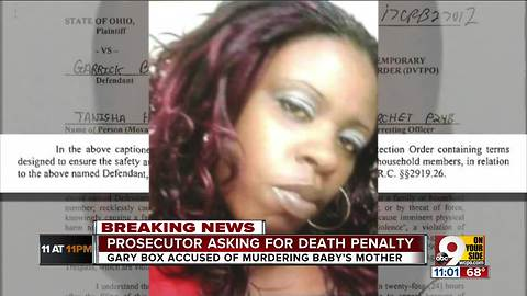 Deters to seek death penalty for murder suspect