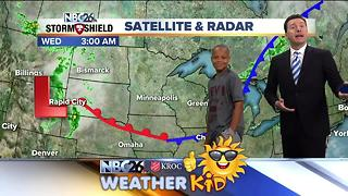 Meet Brandon Lewis, our Weather Kid of the Week - Video