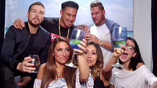 CHEERS! The 'Jersey Shore' Family Vacation Is Lasting a Lot LONGER Than Planned - Video