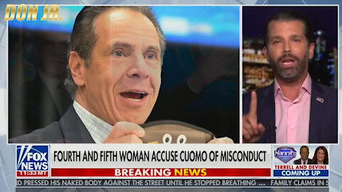 Is It Over For Handsy Cuomo, Or Will The Dems Bail Him Out?