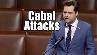 Cabal Attack on Gaetz & Others. Bible Study Mark 16. B2T Show April 10, 2021 (IS)