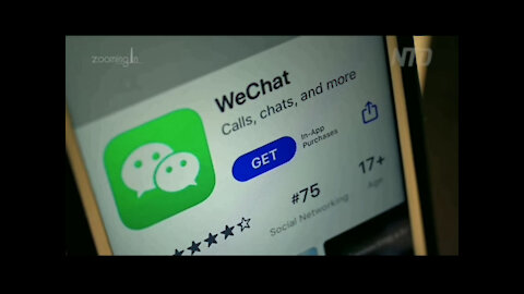 The CCP and WeChat