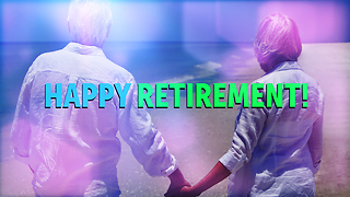 Happy Retirement Greeting Card 2
