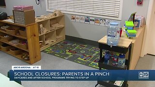 School closures leaving parents scrambling