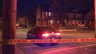 Police investigate shooting at E. 93rd and Parmalee