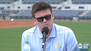 Rays 2019 Spring Training Introductory Presser