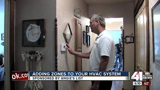 Adding zones to your HVAC system - Video