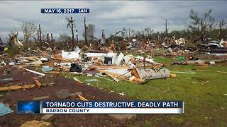 Remembering the deadly Barron County tornado, one year later