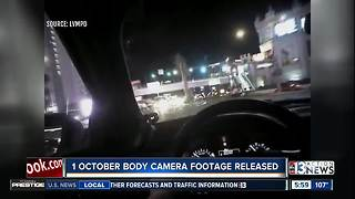 Body cam video shows officers responding - Video