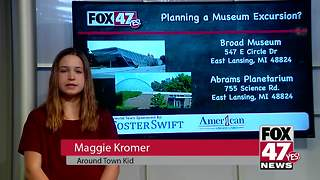Around Town Kids 5/18/18: Local Museum Excursion - Video