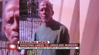 Fourth killing rocks Tampa neighborhood - Video