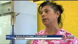 DACA causes economic concerns in Schuyler - Video
