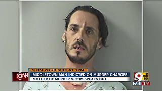 Middletown man indicted on murder charges