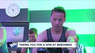 Get Active Week: Ed's Spinning Class
