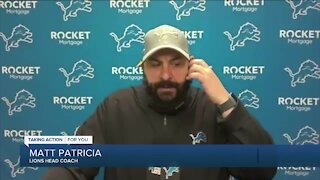 Matt Patricia on how to get more consistent: less is more