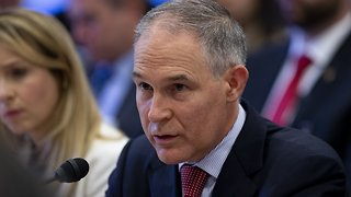 2 Top Aides To EPA Head Scott Pruitt Resign Amid Growing Scrutiny
