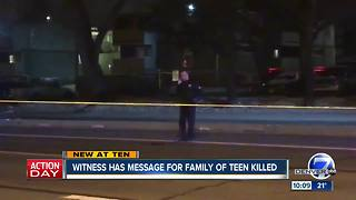 Medical examiner identifies young woman killed in Denver hit-and-run Thursday night - Video