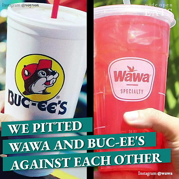 We Pitted Wawa And Buc Ees Against Each Other And Theres A Clear