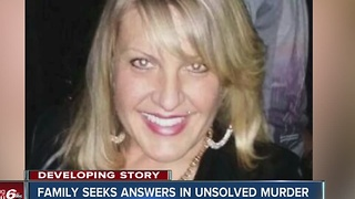 Family seeks answers in young woman's Indianapolis murder - Video