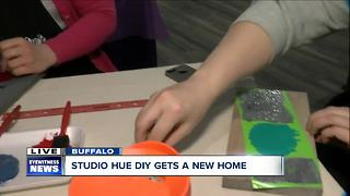 Studio Hue opens new location in downtown Buffalo - Video