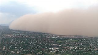 Arizona monsoon: What is a haboob? - Video