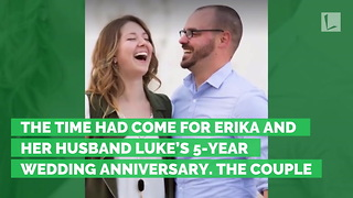Husband Has Sweetest Reaction to Wife's Pregnancy Surprise After 5 Years of Marriage