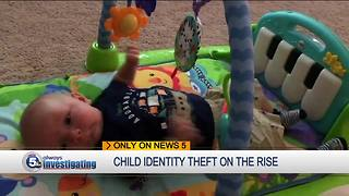 Scammers targeting kids for identity theft, experts warn