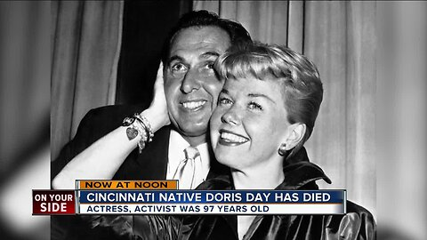 Doris Day, Cincinnati's girl next door, dead at 97
