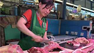 China is killing 1/3 of its pigs because of a gruesome and incurable fever
