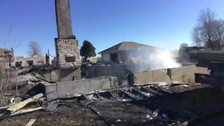 Massive Smithville house fire ruled accidental - Video