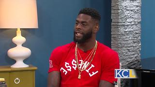 Willie Reed gives back to Kansas City - Video