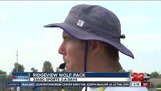 2-A-DAYS: Ridgeview Wolfpack
