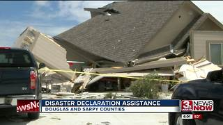 18 counties receiving federal disaster assistance funds - Video