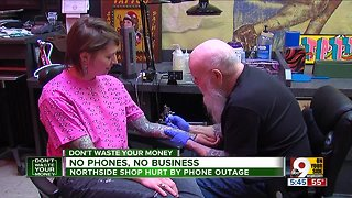 Don't Waste Your Money: No love for Cincinnati tattoo shop this Valentine's Day