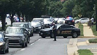 Police Say Maryland Newspaper 'Targeted' In Shooting