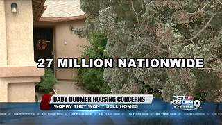 Baby boomers face challenges in selling Tucson homes