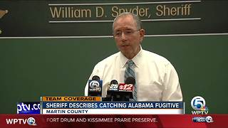 Alabama escapee won't fight extradition - Video