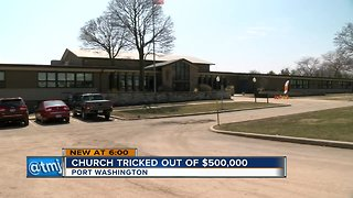 Local church swindled of $500K+ in construction scam