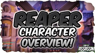 Overwatch Reaper Character Overview and Review - Video
