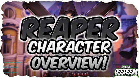 Overwatch Reaper Character Overview and Review