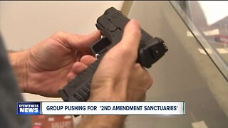 Local group pushing for '2nd amendment sanctuaries'