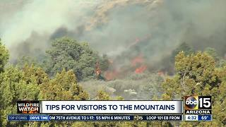 How to stay safe during wildfire season