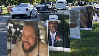 Detroit Holds Memorial Day For COVID-19 Victims