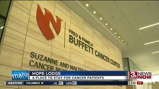 Hope Lodge offers rest for cancer patients - Video