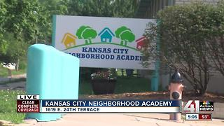 Kansas City Neighborhood Academy receiving $500,000 for 'smart' program - Video