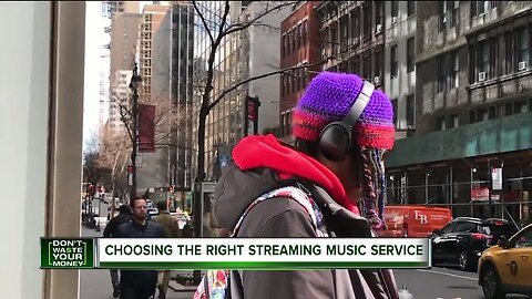 How to choose the right music streaming service