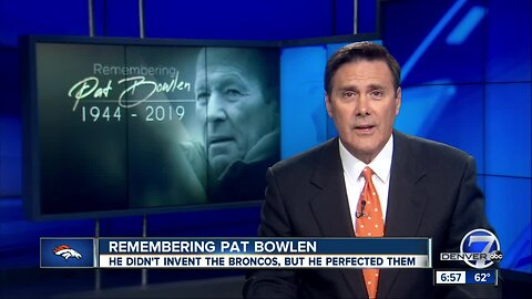 Special Report: Honoring and remembering Broncos owner Pat Bowlen