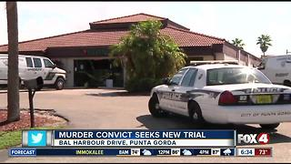 Punta Gorda murder convict seeks new trial - Video
