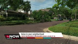 Noise in your neighborhood - Video